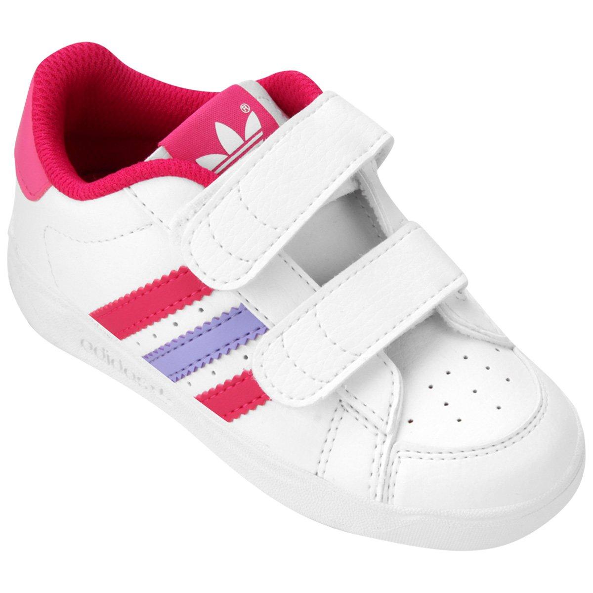 new concept c4c29 0ccf1 Tênis Adidas Alumno CF Infantil - Compre Agora  Netshoes