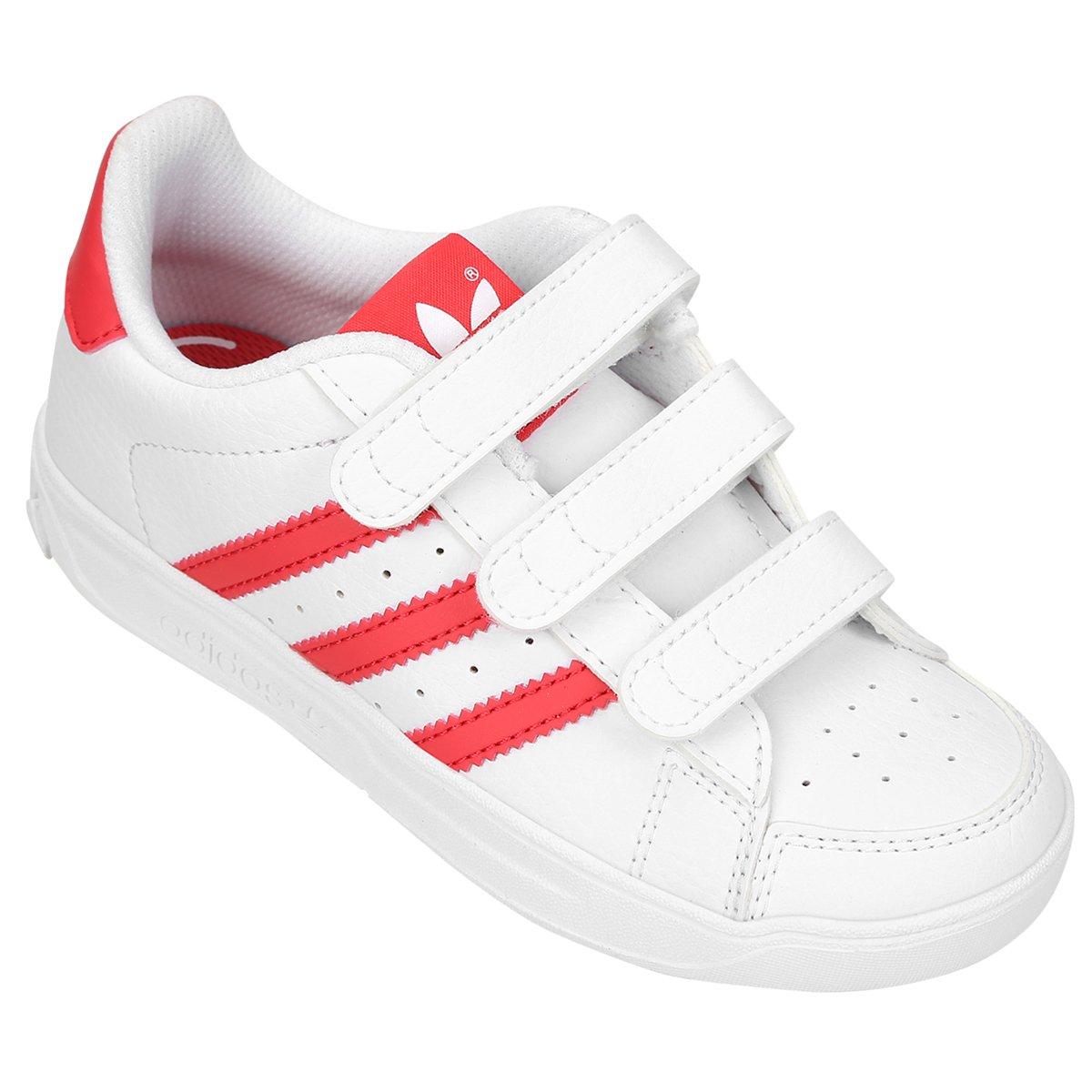 beaaf1c2c4b Tênis Adidas Alumno Cf K Infantil - Compre Agora