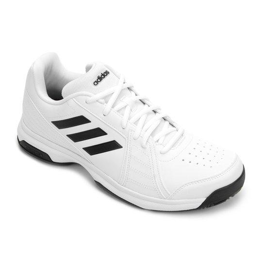 Tênis Adidas Approach Masculino - Branco+Preto