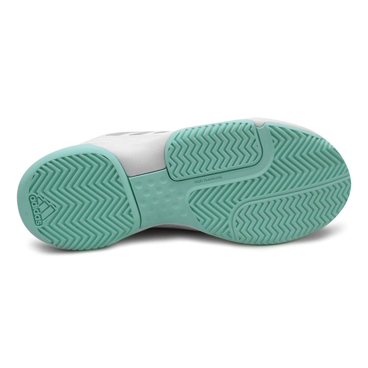 e Adidas Tênis Feminino Branco Cinza Tênis Adidas Aspire 6rEYr