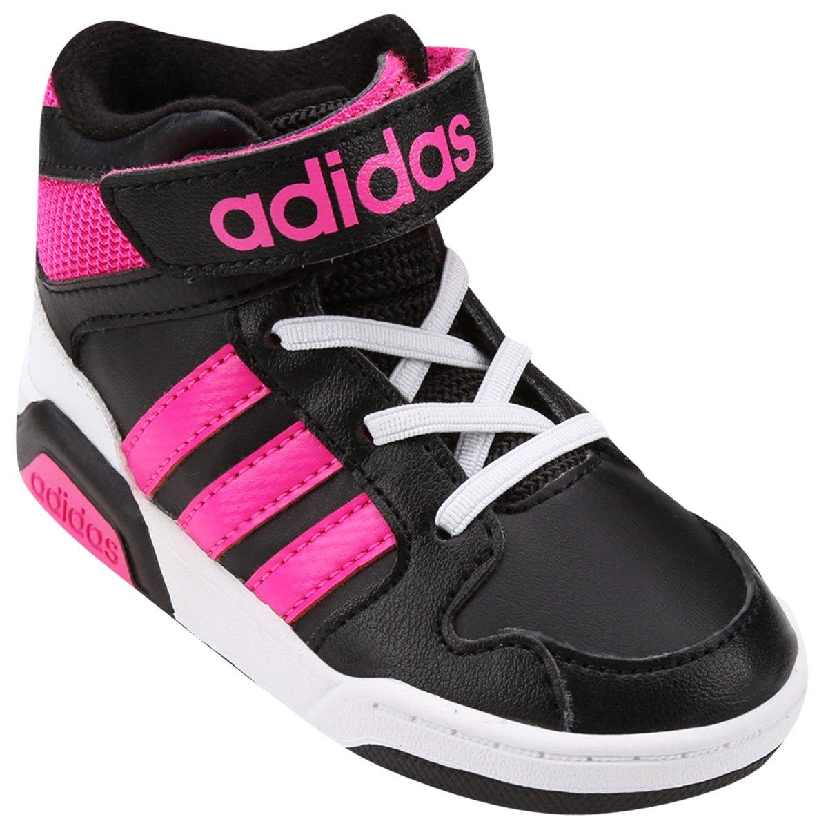 Tênis Adidas Bb9tis Mid Infantil - Compre Agora  628a55cbbd4f5