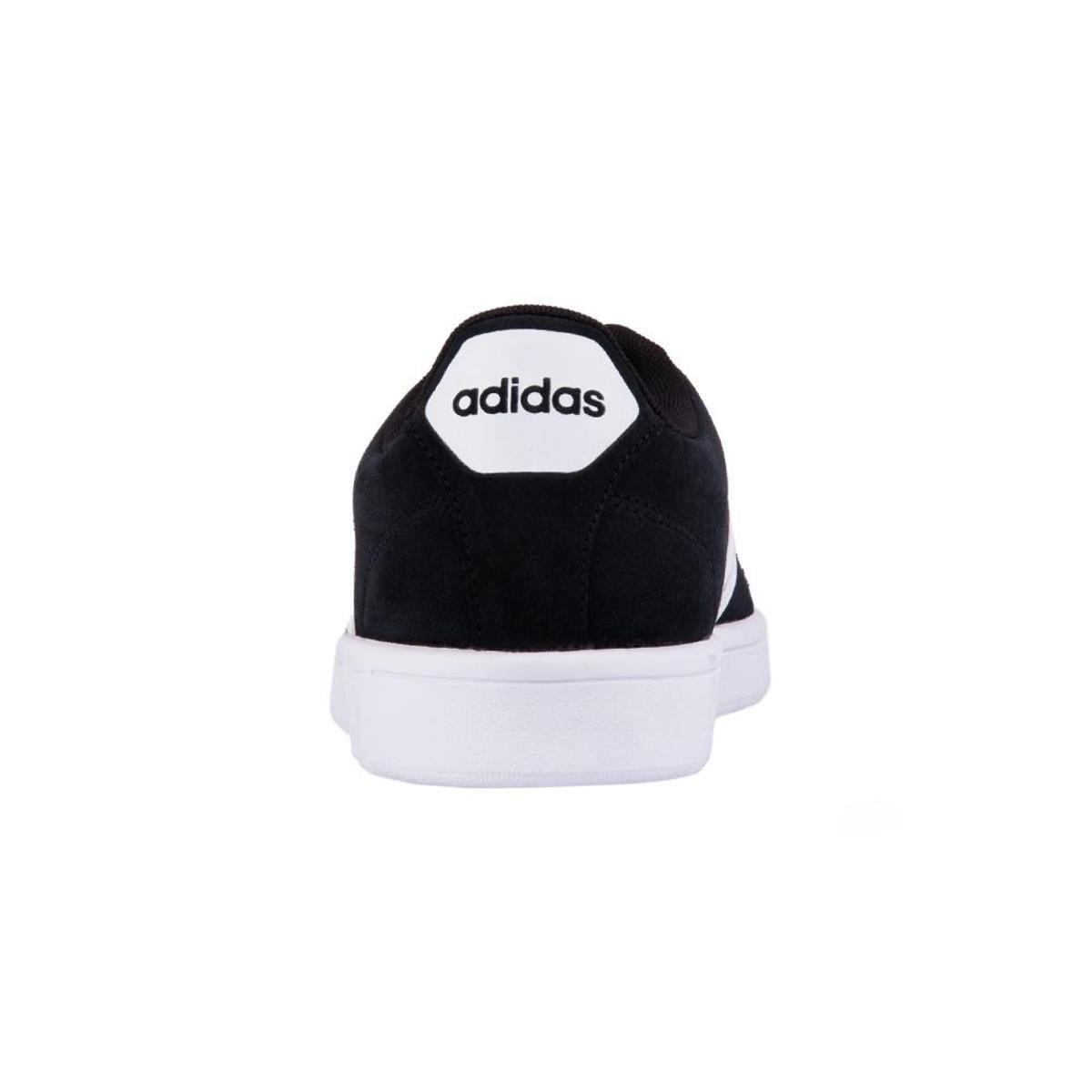 0f7b650a2c Tênis Adidas Cf Advantage Masculino - Preto e Branco - Compre Agora ...