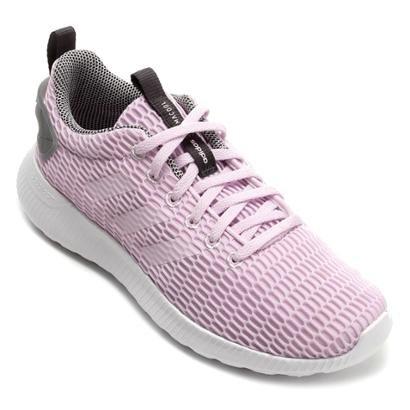93c7dead30944 Tênis Adidas Cf Lite Racer Cc Feminino - Pink | Netshoes