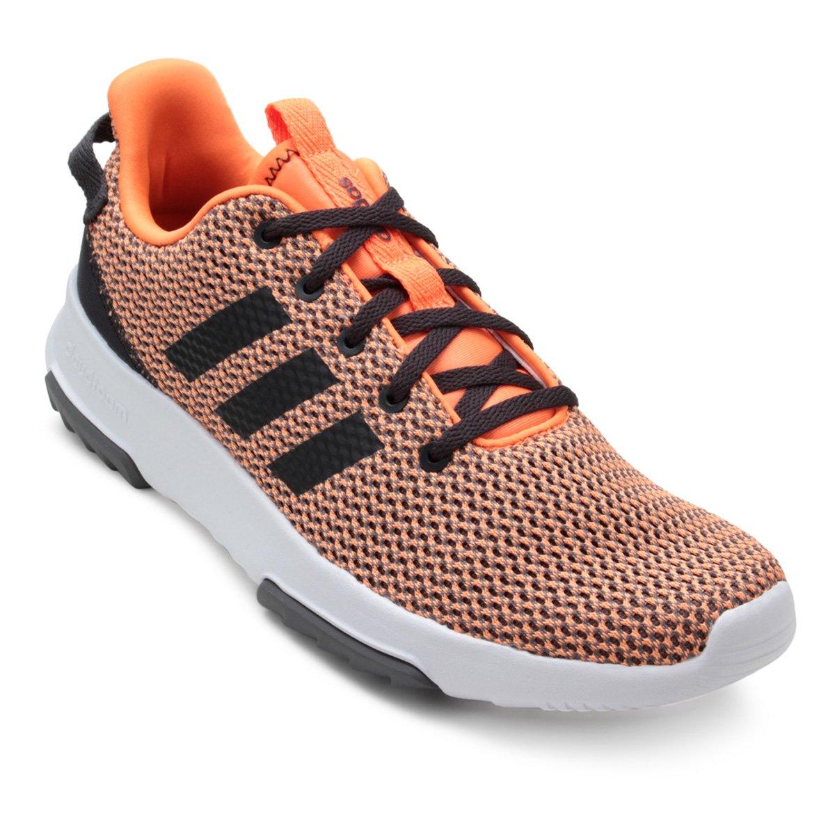 301bbe7125 Tênis Adidas Cf Racer Tr Masculino - Laranja - Compre Agora