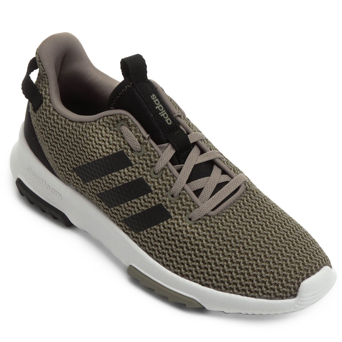 c16f979076c94 Tênis Adidas Cf Racer Tr Masculino - Verde Militar | Netshoes