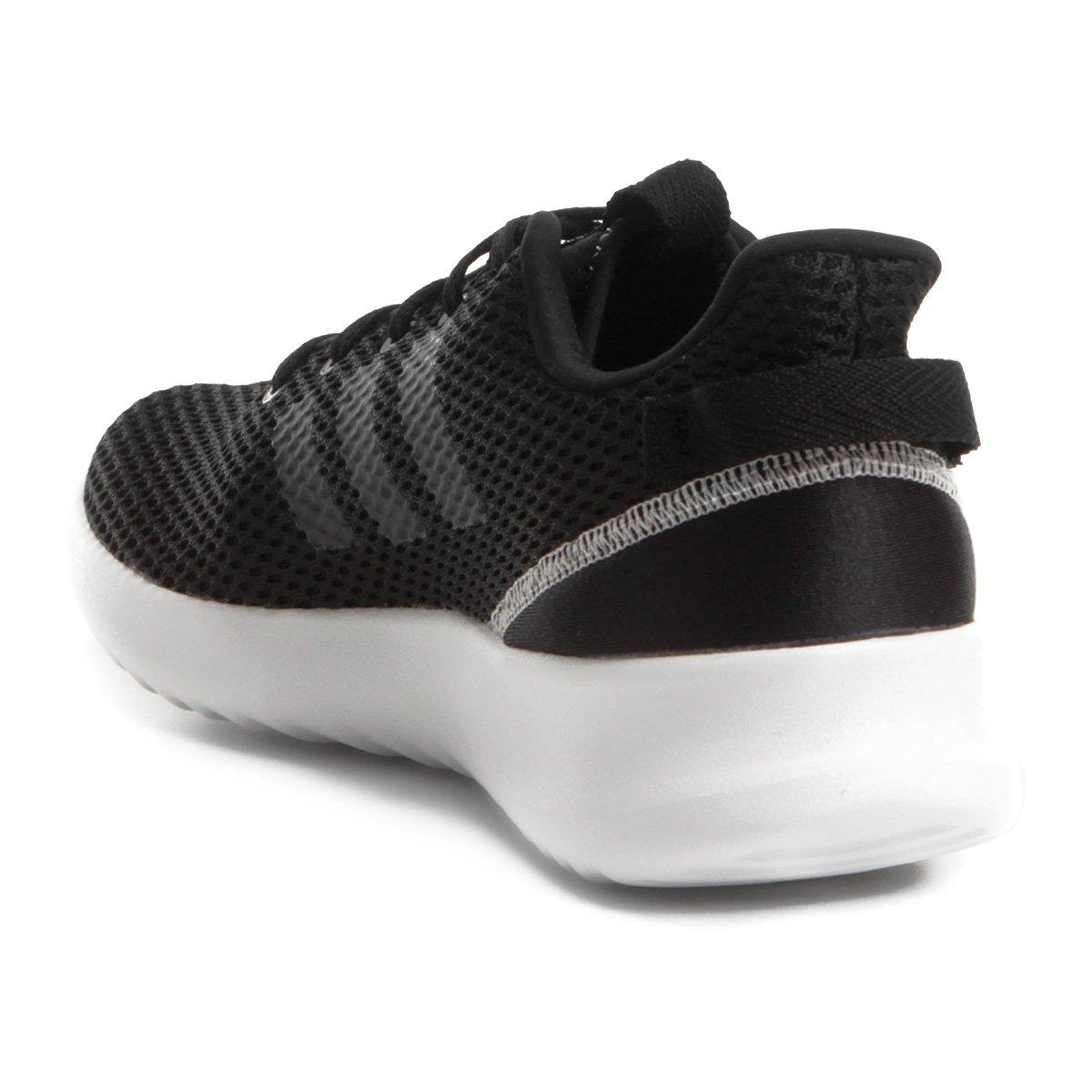 Tênis Adidas Cf Racer Tr W Feminino - Preto - Compre Agora  13157906e4923