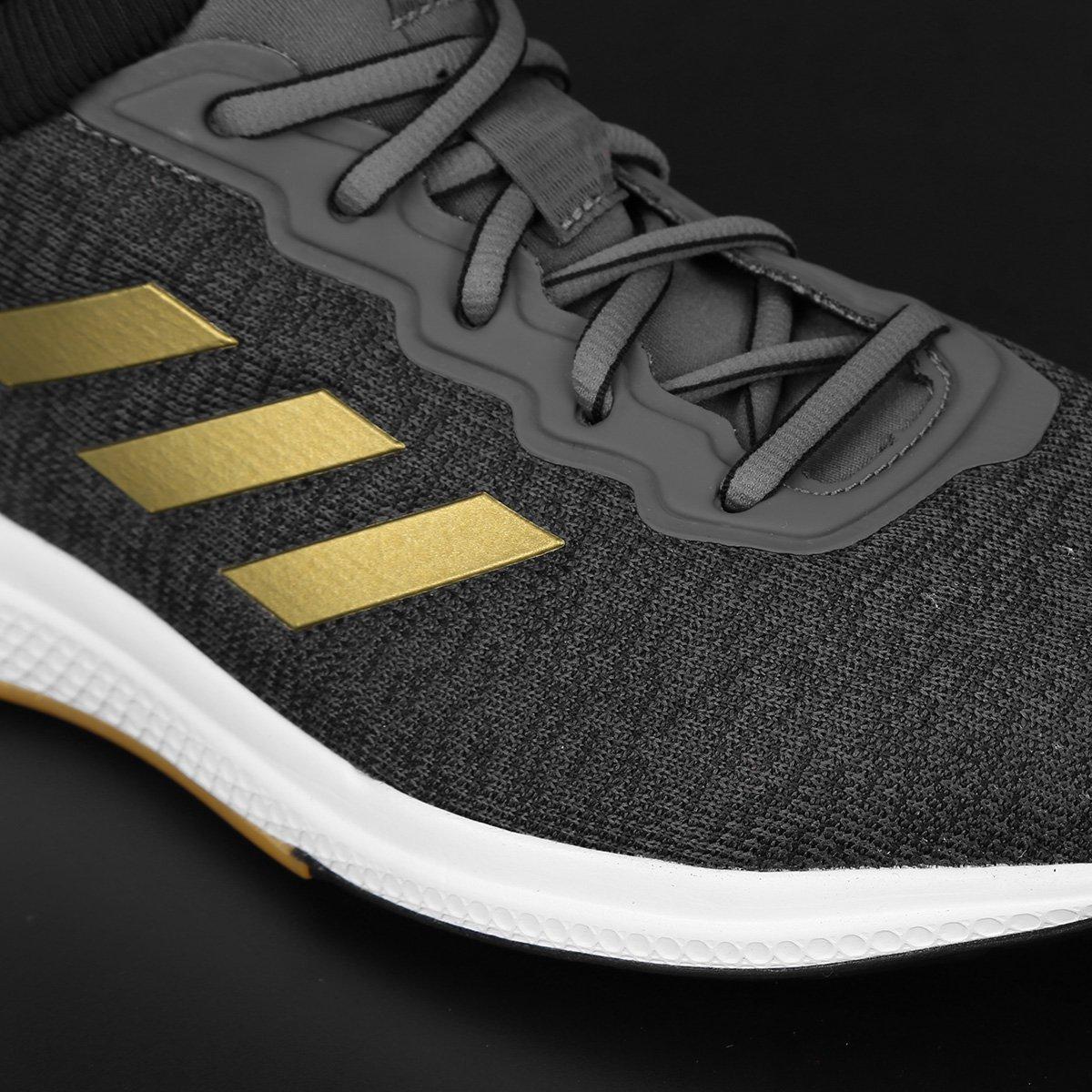 Cinza Tênis Adidas Adidas Tênis Dourado Masculino e Chronus qvwZv7rgX