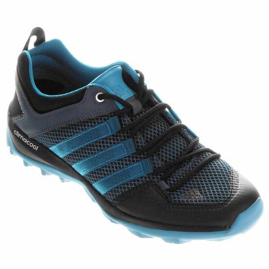 Tênis Adidas Climacool Daroga Plus - Azul+Preto