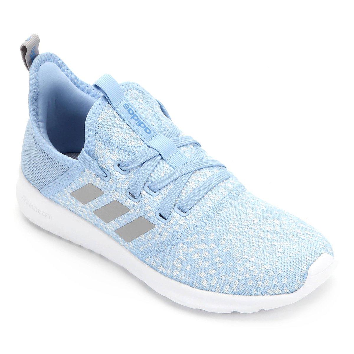 Tênis Adidas Cloudfoam Pure W Feminino - Azul