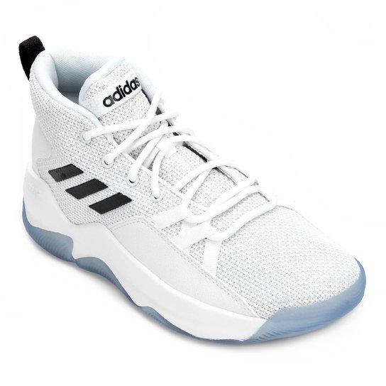 Tênis Adidas Concrete Adt Masculino - Branco+Preto