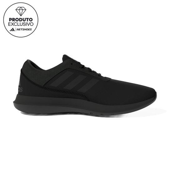 Tênis Adidas Coreracer Masculino - Preto+Chumbo