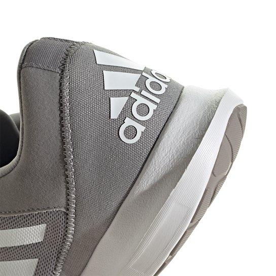 Tênis Adidas Coreracer Masculino - Cinza+Branco