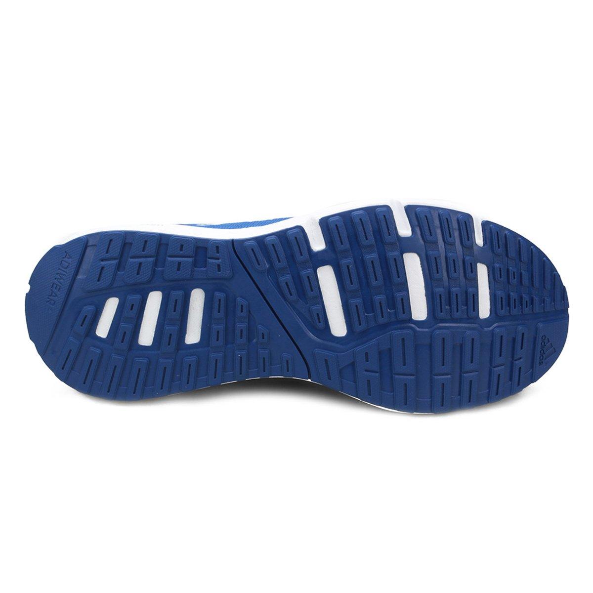 54ffb37843 Tênis Adidas Cosmic 2 Masculino - Branco e Azul Royal - Compre Agora ...