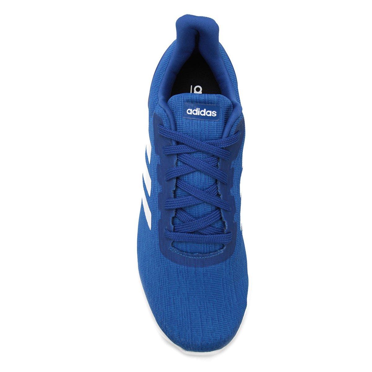 8cd2ee67d4 ... Tênis Adidas Cosmic 2 Masculino. Tênis Adidas Cosmic 2 Masculino -  Branco+Azul Royal
