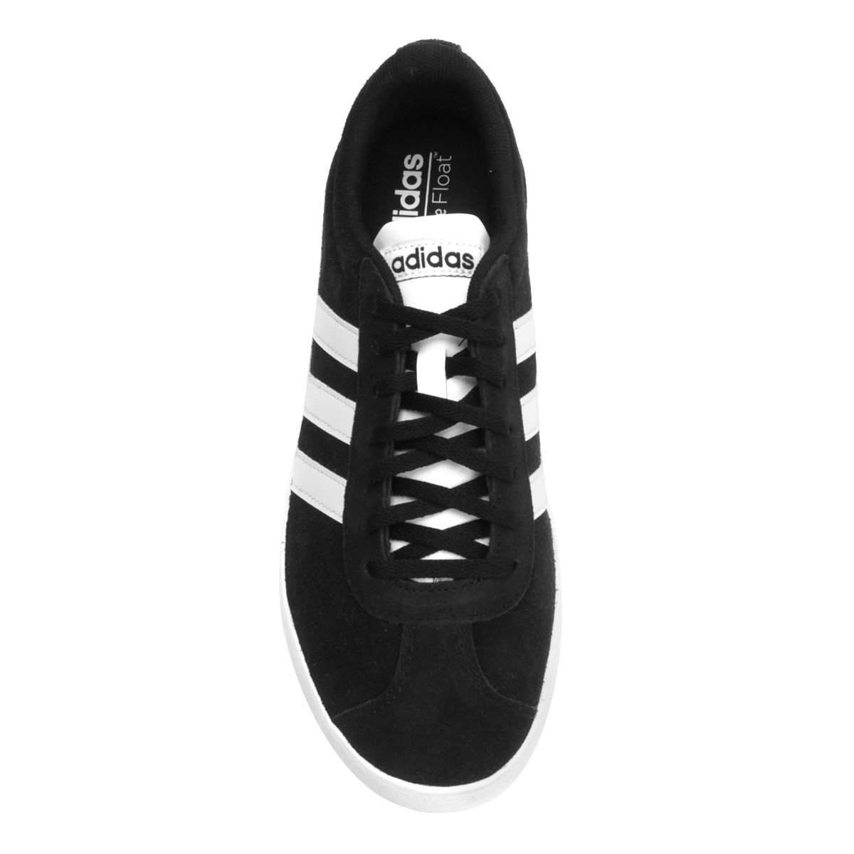8cb45164bf Tênis Adidas Court Masculino - Preto e Branco - Compre Agora