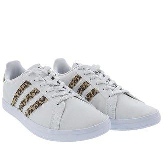 Tênis Adidas Courtpoint Casual Feminino Branco