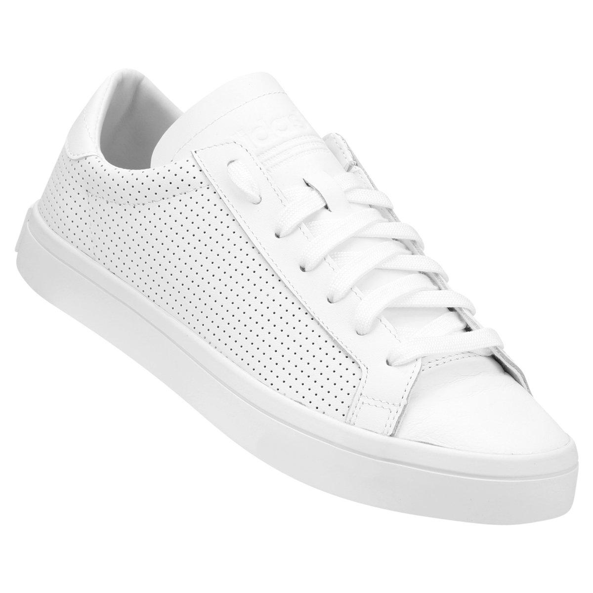 64e2c552e3a Tênis Adidas Courtvantage Low - Compre Agora