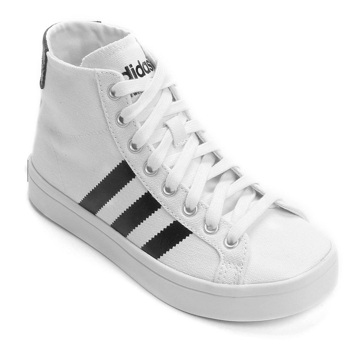 495e5e58d50 Tênis Adidas Courtvantage Mid K Infantil - Compre Agora