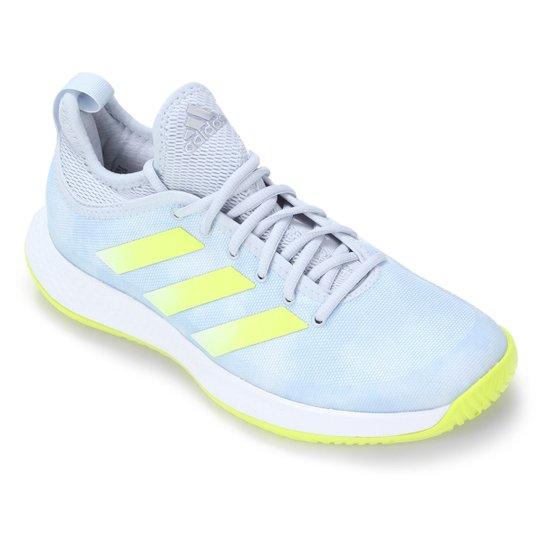 Tênis Adidas Defiant Generation Feminino - Azul+amarelo