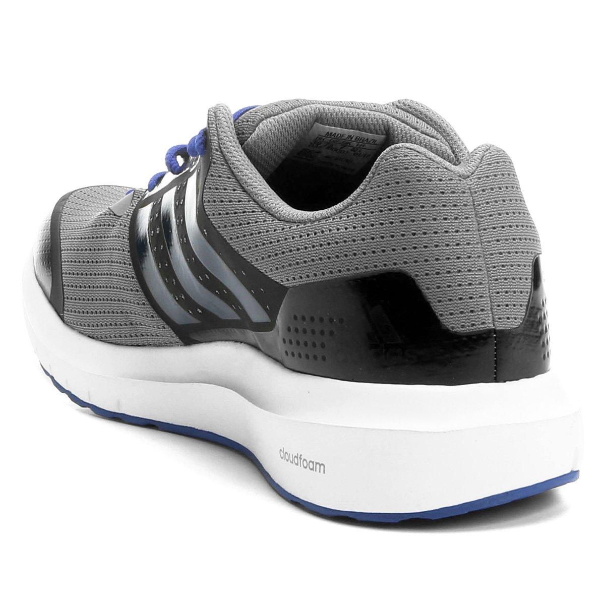 Masculino Cinza Tênis 7 Duramo e Adidas Azul Adidas Tênis XCawqxaY