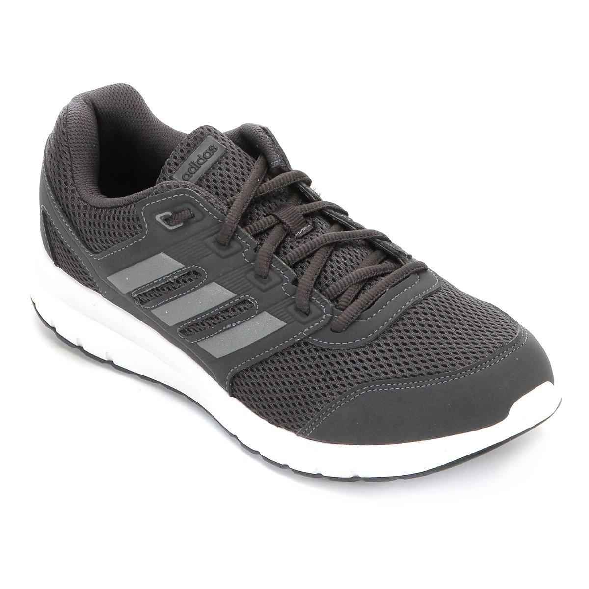 Tênis Adidas Duramo Lite 2 0 Masculino - Cinza e Preto - Compre ... df70cc203a5d1