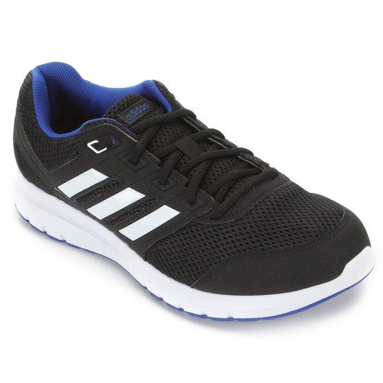 Tênis Adidas Duramo Lite 20 Masculino - Preto+Branco