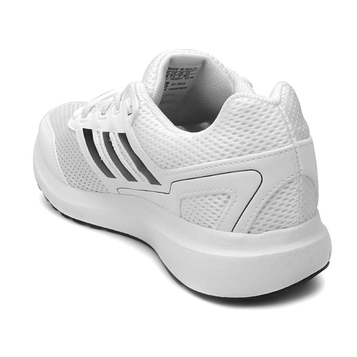 Tênis Adidas Duramo Lite 2.0 Masculino - Branco e Preto - Compre ... 6705160776a63