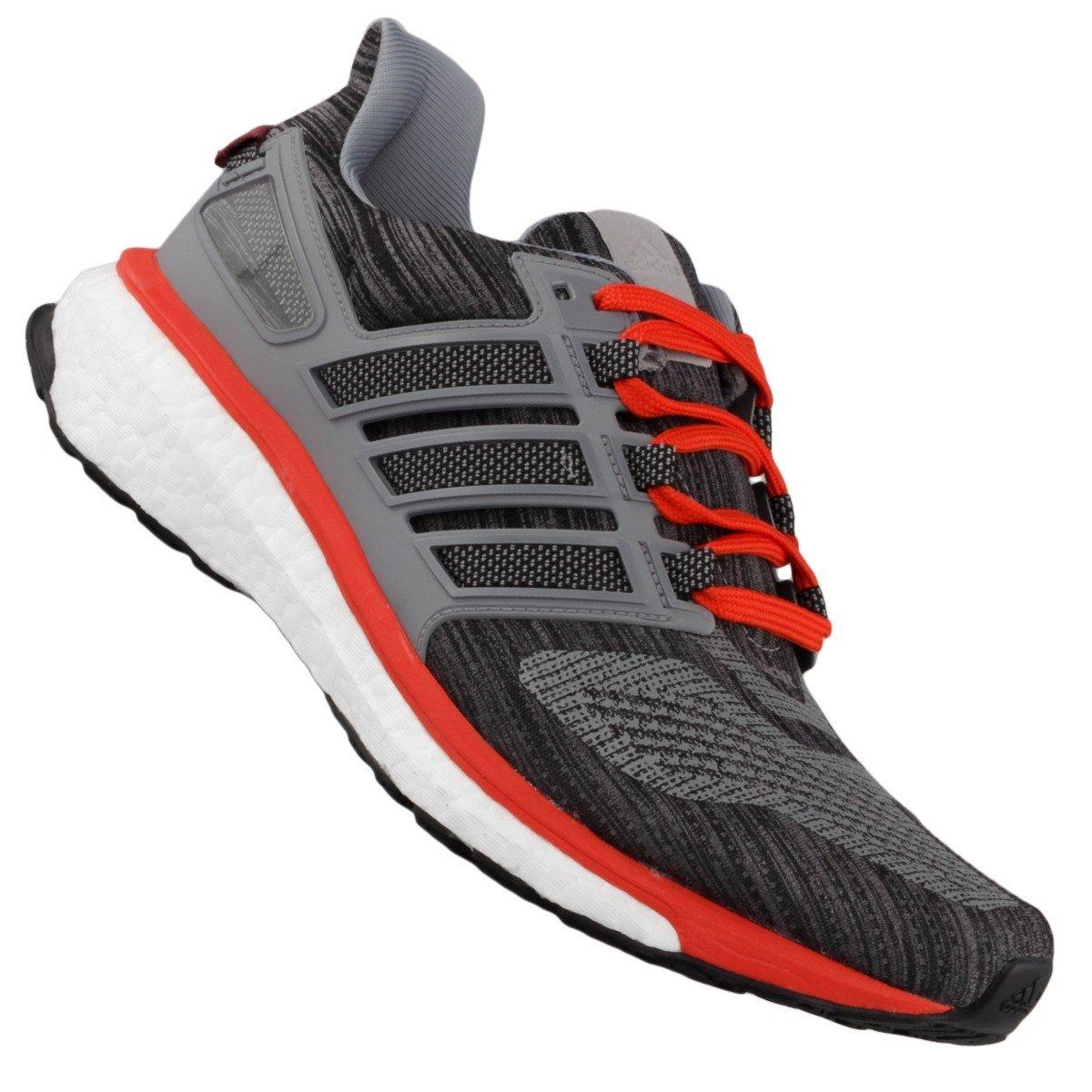 Adidas Cinza Grafite 3 Tênis e Masculino Energy Adidas Tênis Boost EzwxqB1w