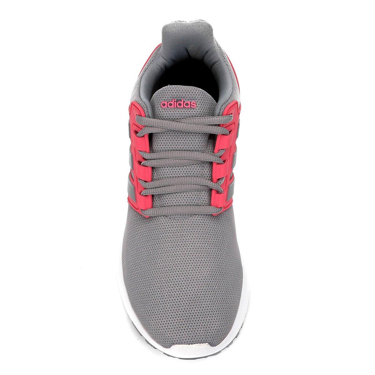 Tênis Adidas Energy Cloud 2 Feminino - Cinza e Rosa - Compre Agora ... ce2aac186ed0a