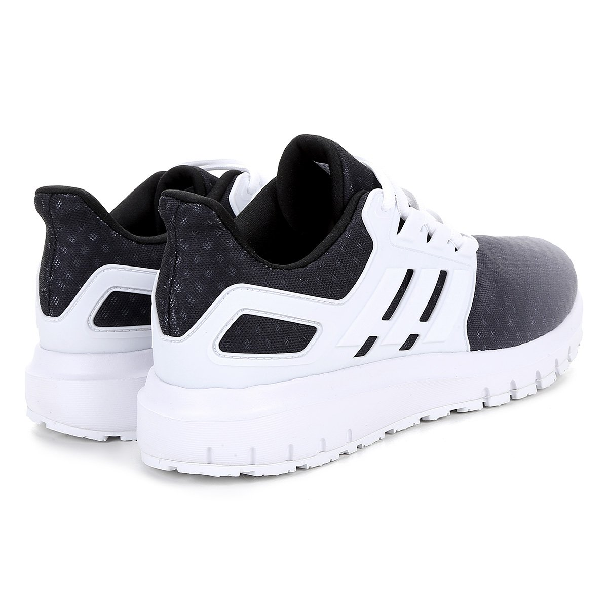 Tênis Adidas Energy Cloud 2 Masculino - Branco e Preto - Compre ... 110557ce60906