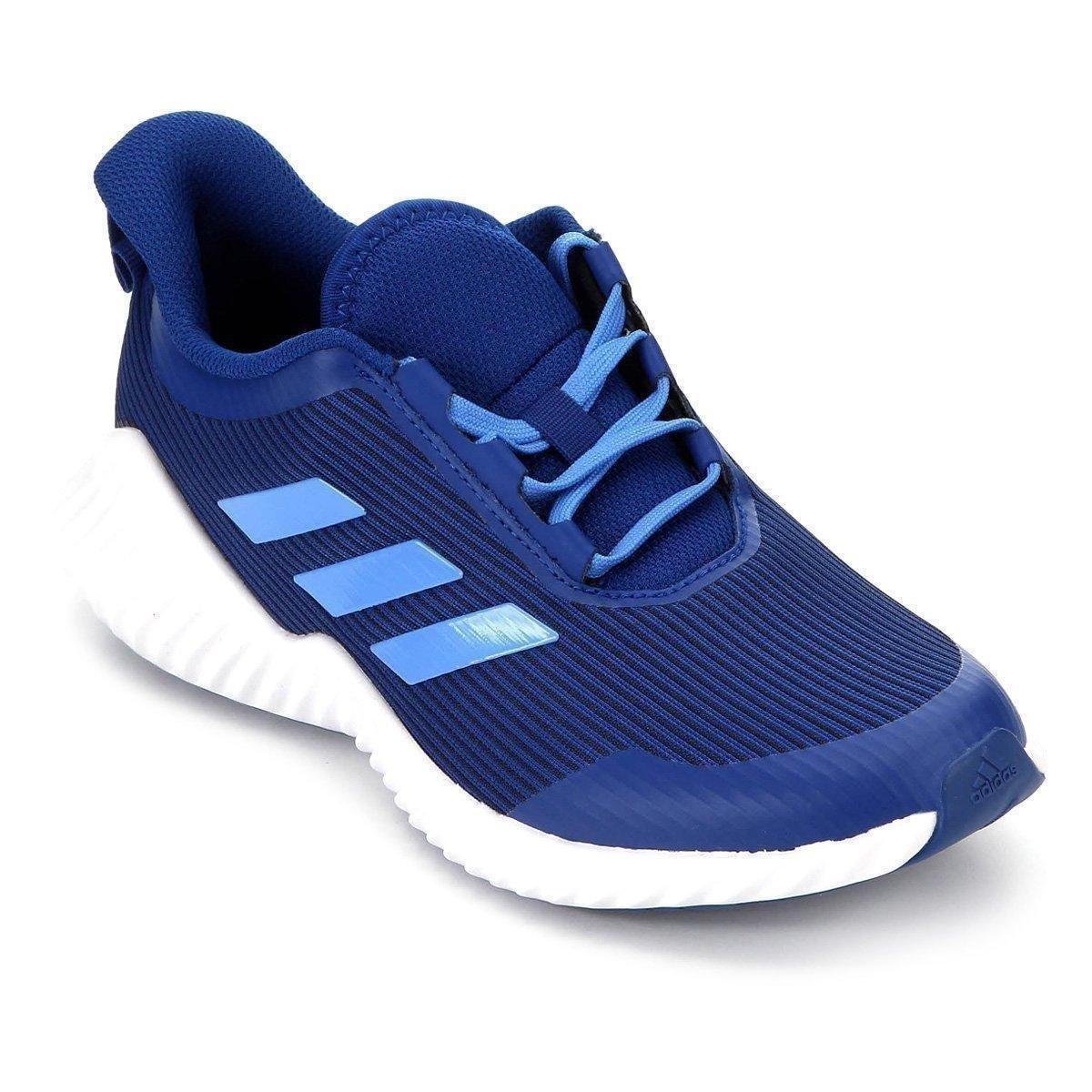 Tênis Adidas Fortarun K Infantil Azul Royal
