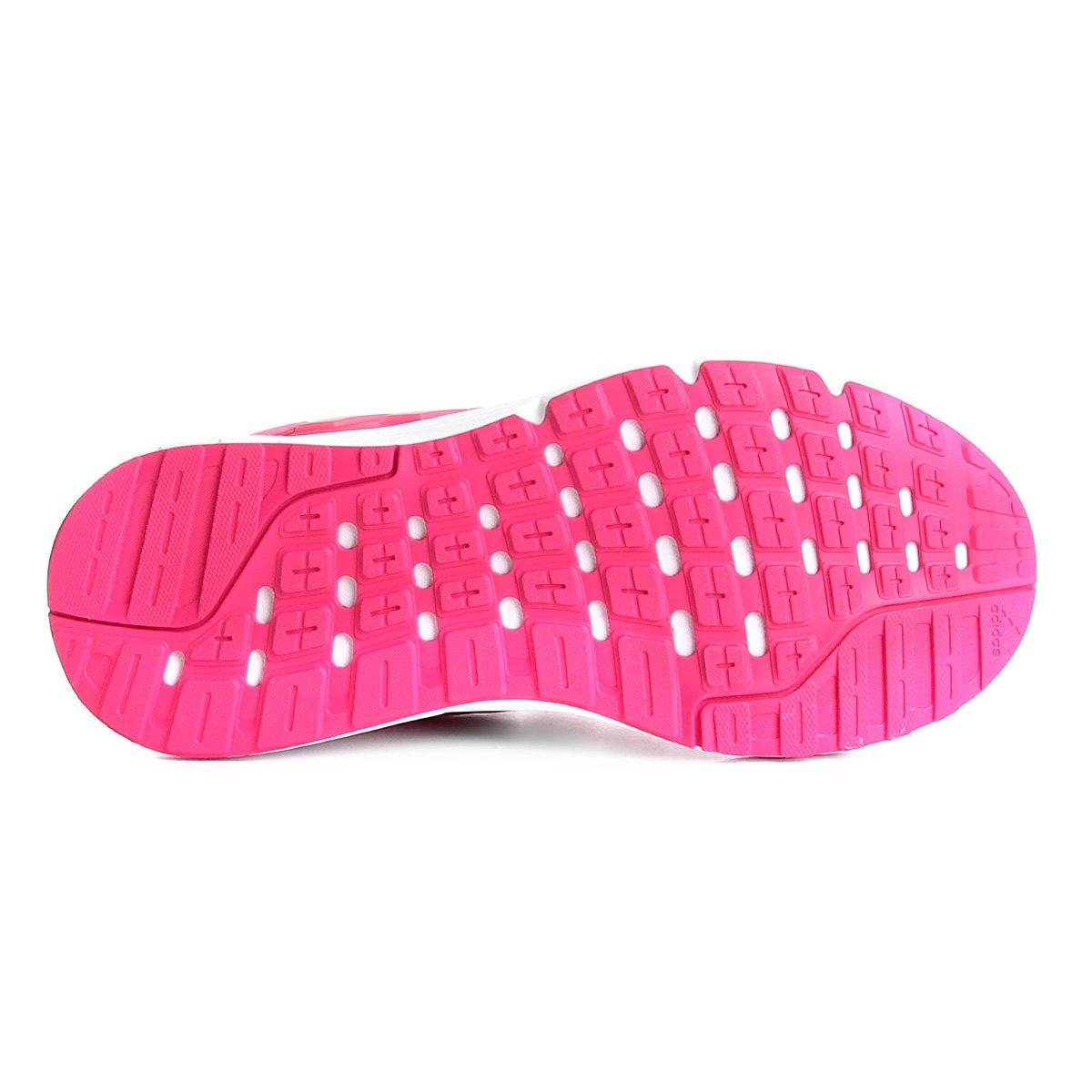 Tênis Adidas Galaxy 4 Feminino - Rosa - Compre Agora  454870b1c456e
