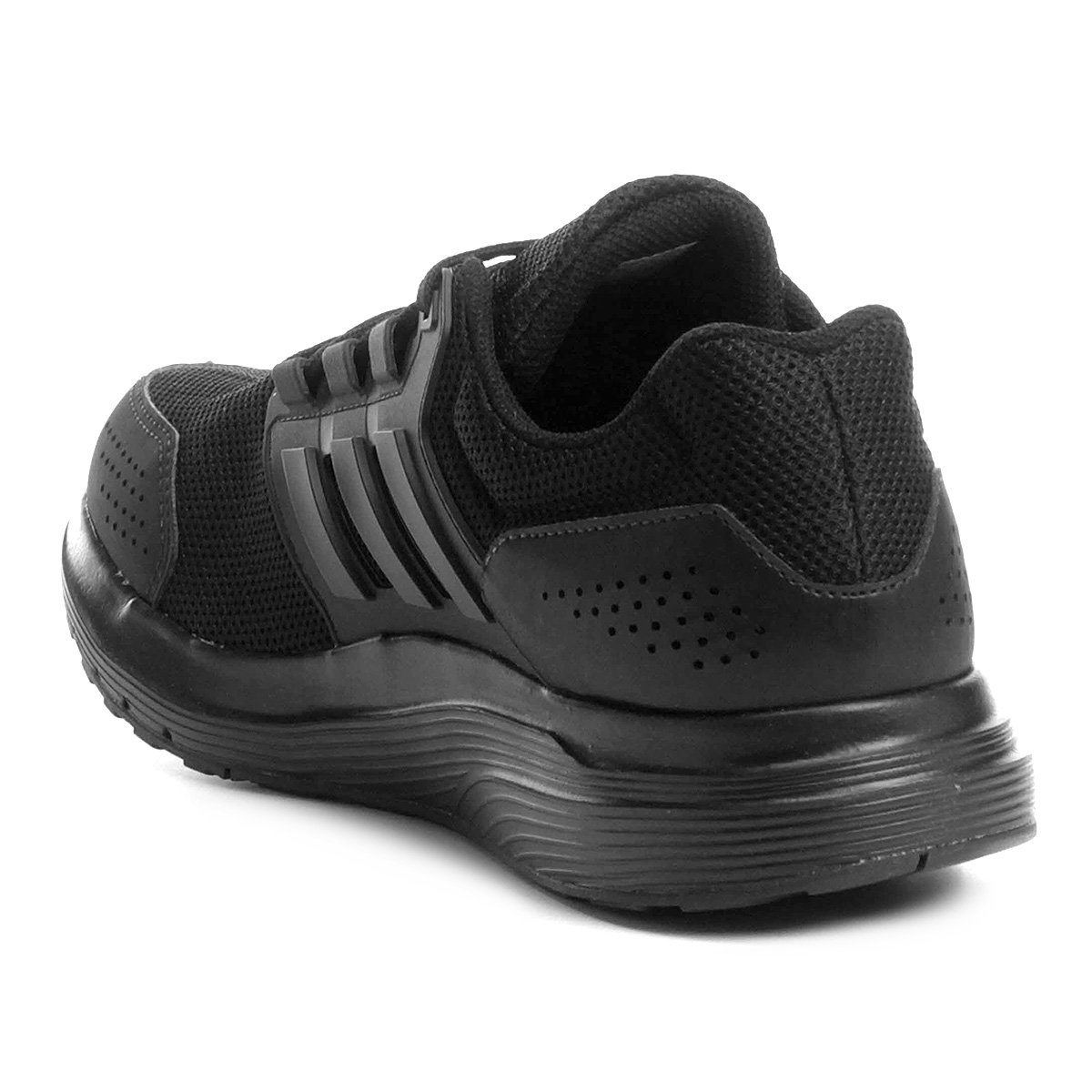 Adidas Tênis 4 4 Masculino Galaxy Preto Preto Tênis Galaxy Tênis Adidas Masculino wOqEF