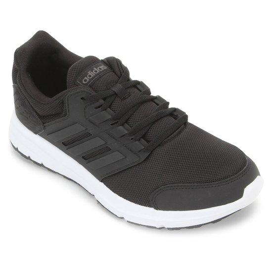 Tênis Adidas Galaxy 4 Masculino - Preto