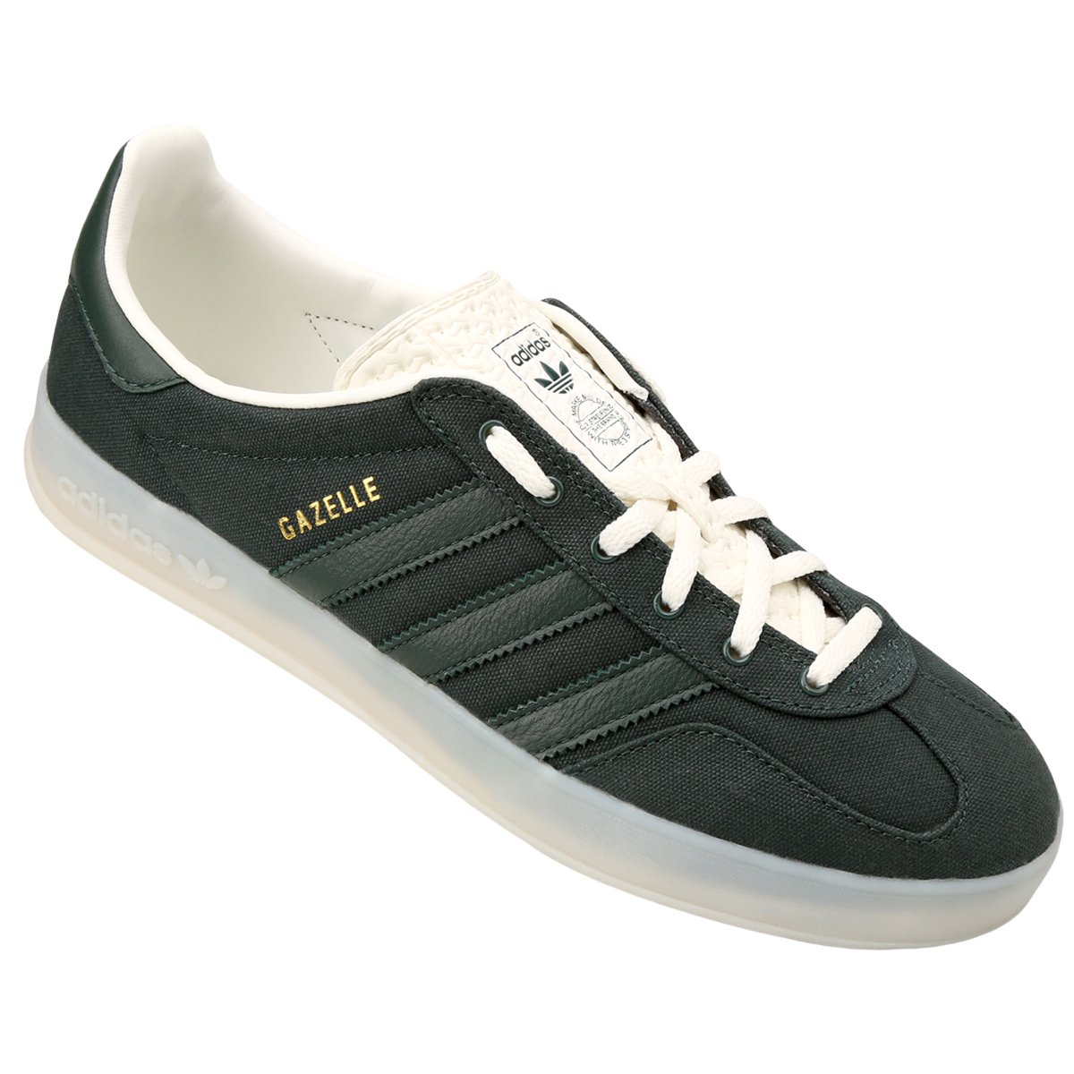 check out 4b934 c48b9 Tênis Adidas Gazelle Indoor - Compre Agora  Netshoes