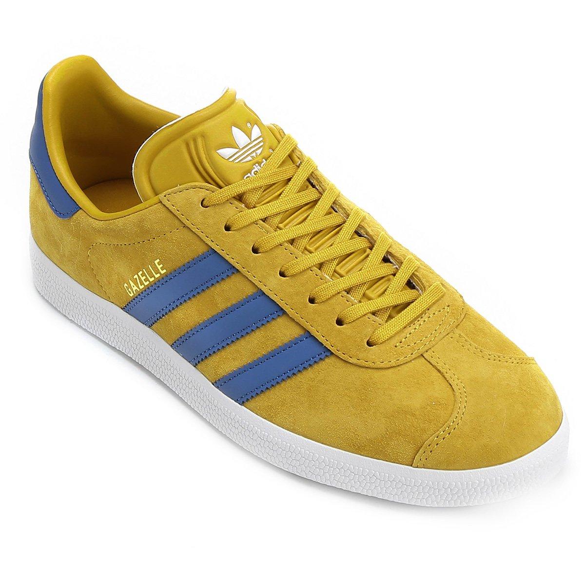 promo code 138f0 b594a Tênis Adidas Gazelle - Compre Agora  Netshoes