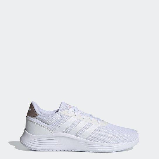 Tênis Adidas Lite Racer 2.0 Feminino - Cinza+Branco