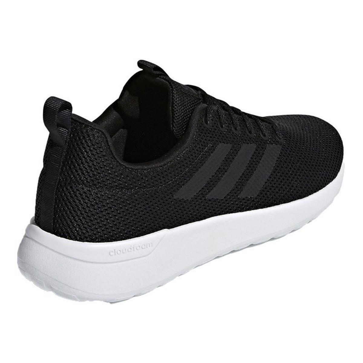 19e0b1d89b Tênis Adidas Lite Racer CLN Masculino - Preto - Compre Agora