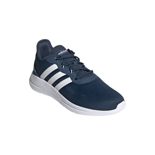 Tênis Adidas Lite Racer Rbn 2.0 Masculino - Azul+Branco