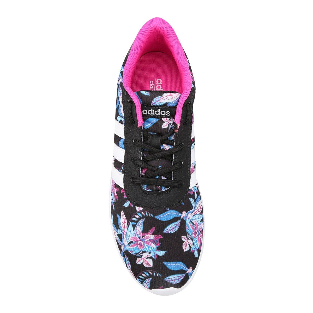 ... Tênis Adidas Lite Racer W Feminino - Preto - Compre Agora Netshoes  3b9df1f84f96aa ... 3f2e46a9d7953