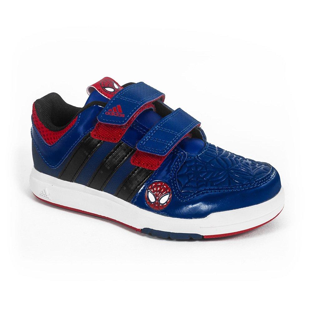 f02147e5859 Tenis Adidas Lk Spider Man Cf C - Compre Agora