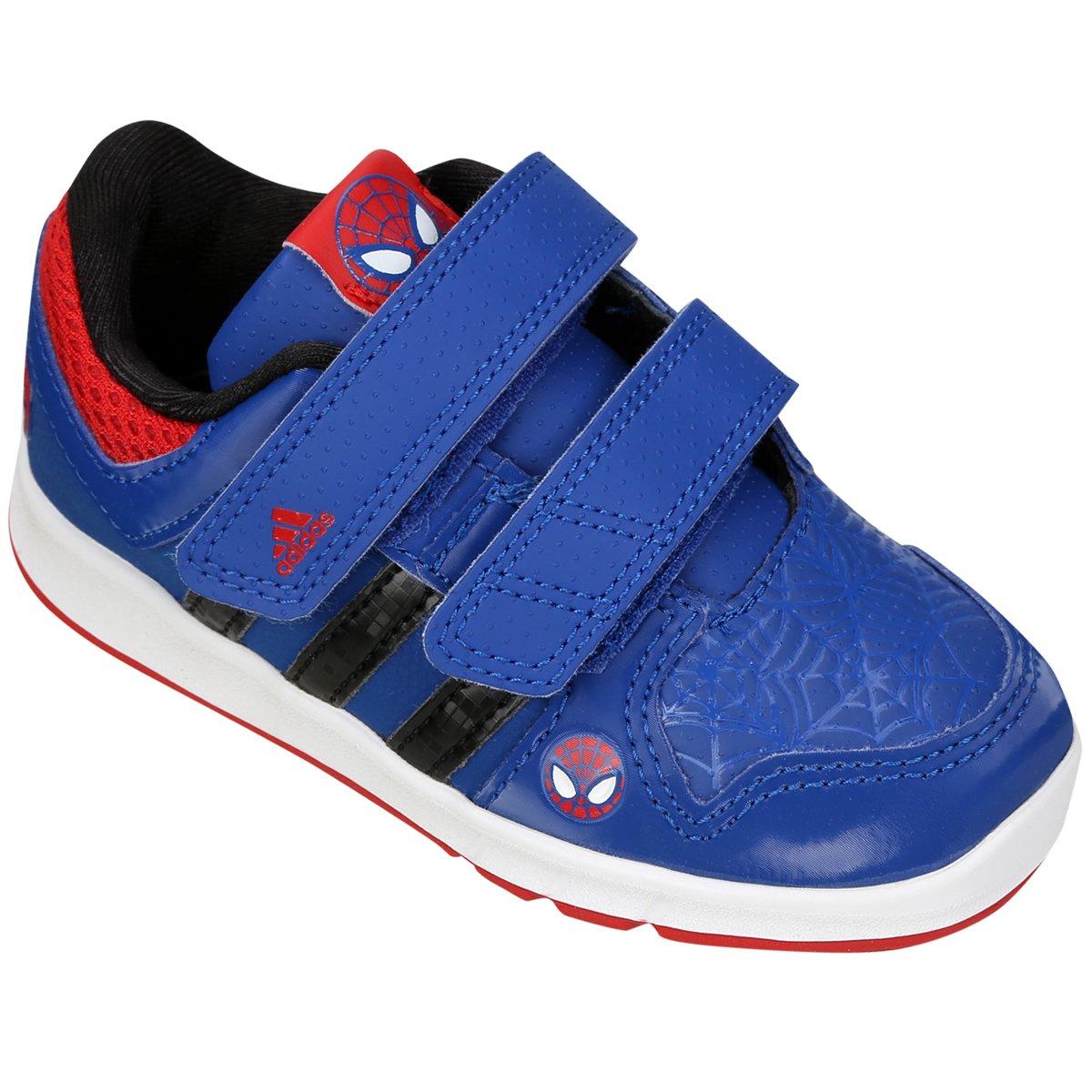 c4bdca2d890 Tênis Adidas Lk Spider Man Cf Infantil - Compre Agora