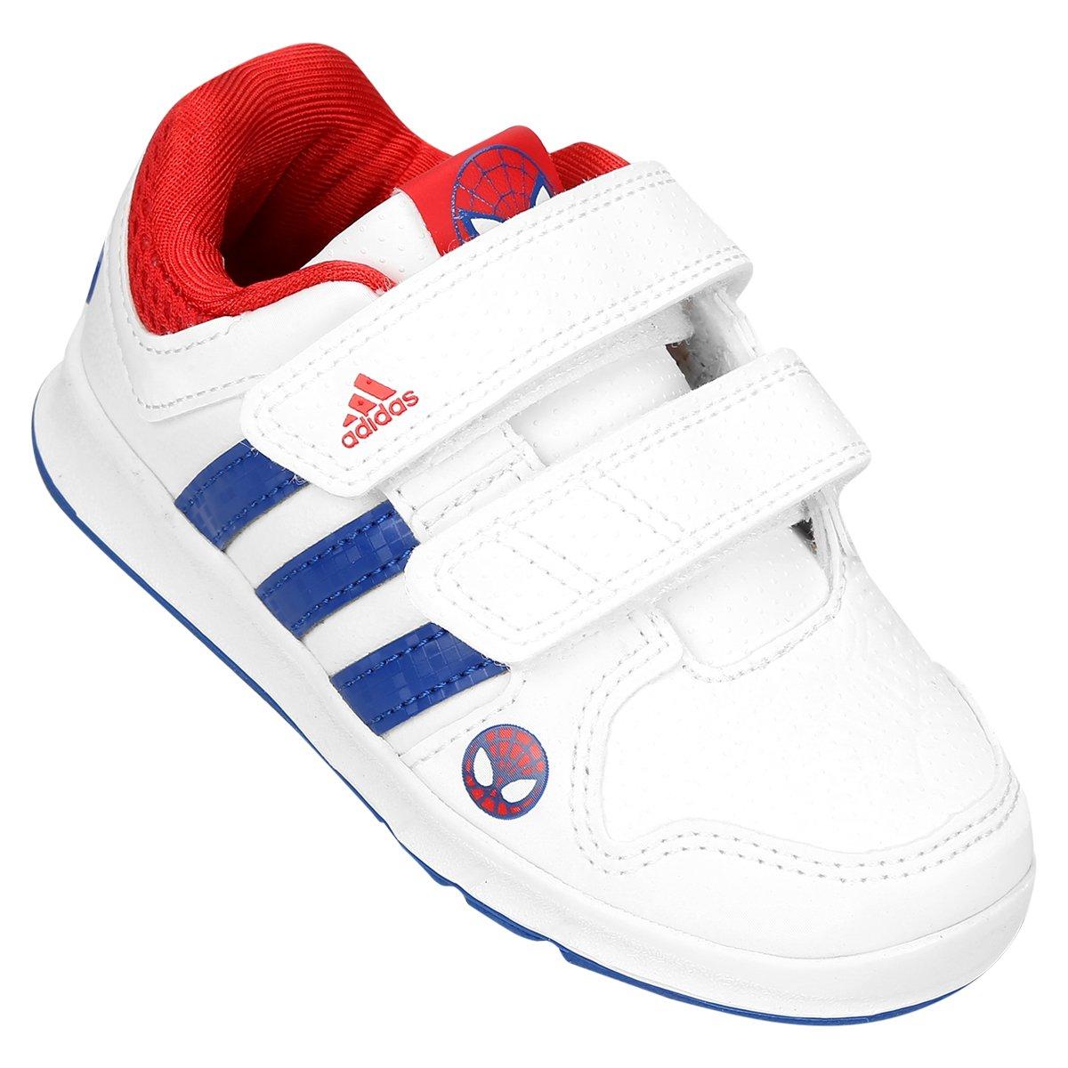 407d74b862a Tênis Adidas Lk Spider Man Cf Infantil - Compre Agora