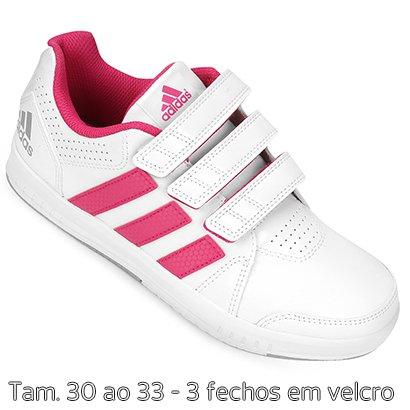 2bfcf8180b6 Tênis Adidas Lk Trainer 7 Cf K Synth Infantil - Compre Agora