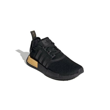 Tenis Adidas Nmd R1 Preto+dourado