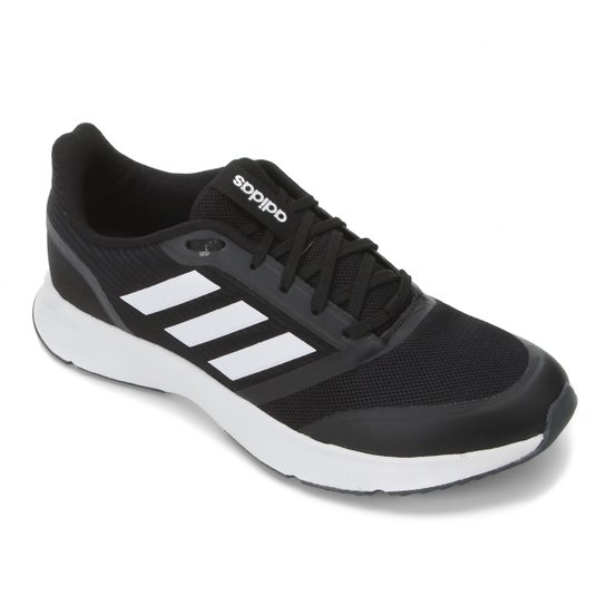 Tênis Adidas Nova Flow Masculino - Preto+Cinza