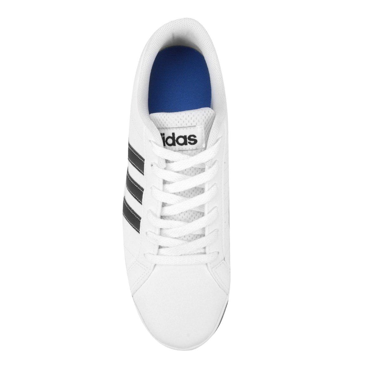 Tênis Adidas Pace Vs Masculino - Branco e Preto - Compre Agora ... d84971c3fd429