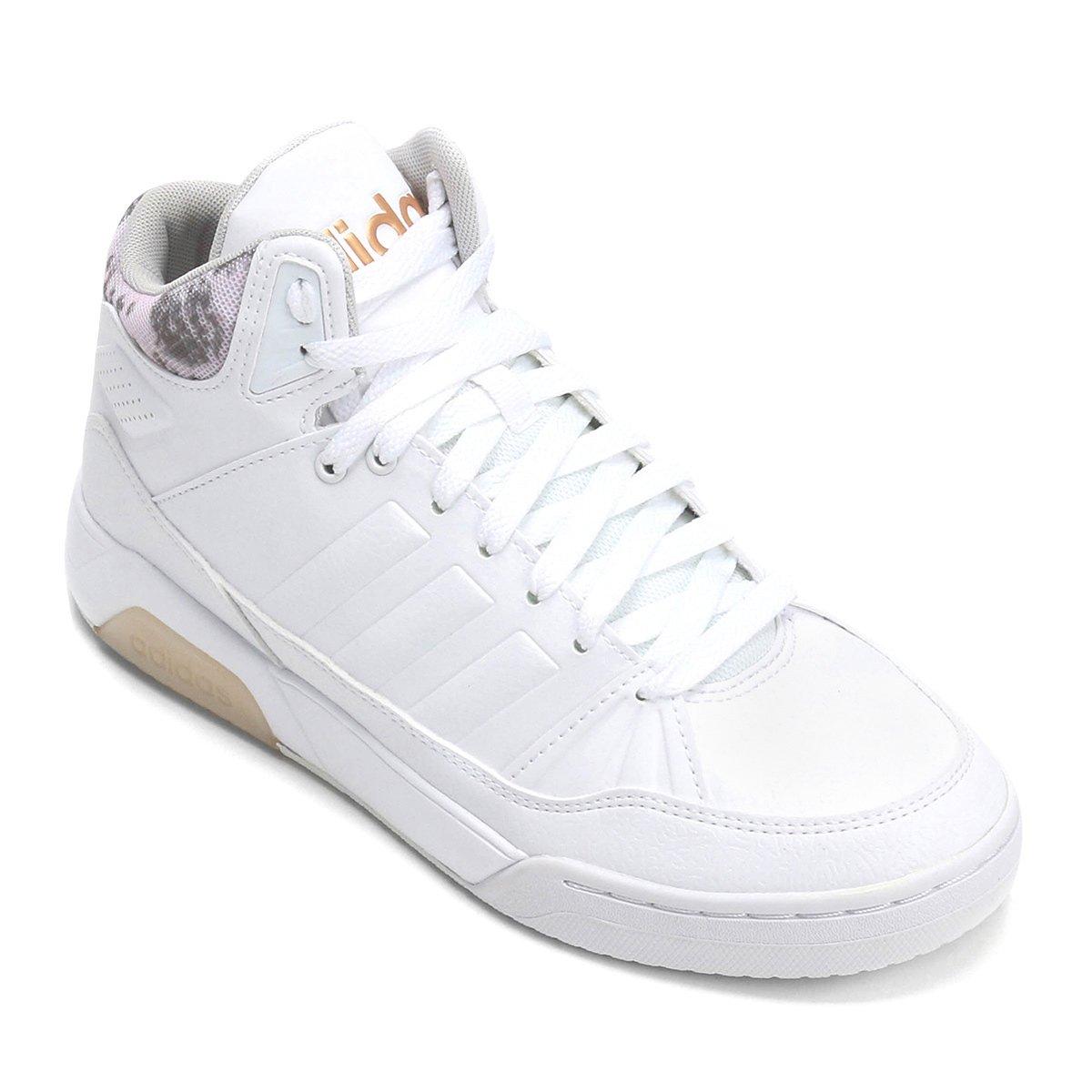 Branco Tênis Feminino Tênis Adidas Adidas Play9Tis 5xXnIq