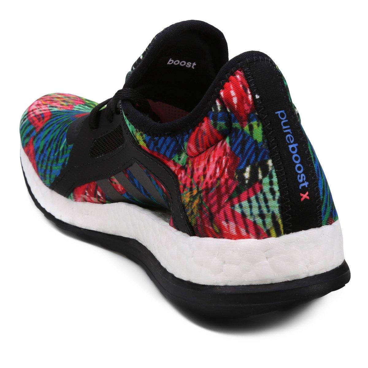 Tênis Adidas Pure Boost X Feminino - Compre Agora  b1b01c2805a9a