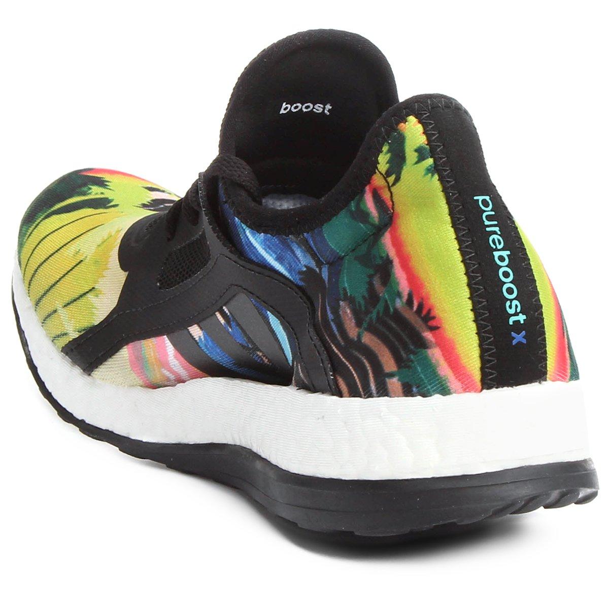 Tênis Adidas Pure Boost X - Compre Agora  d8c57c978ceeb